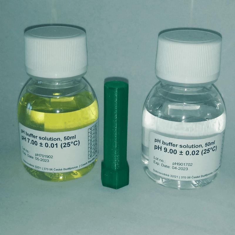 copy of 1/2 pH ORP  probe holder