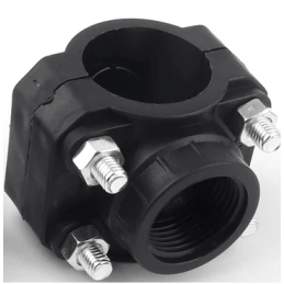"RedOx 63mm 1/2"" pH probe support clamp"