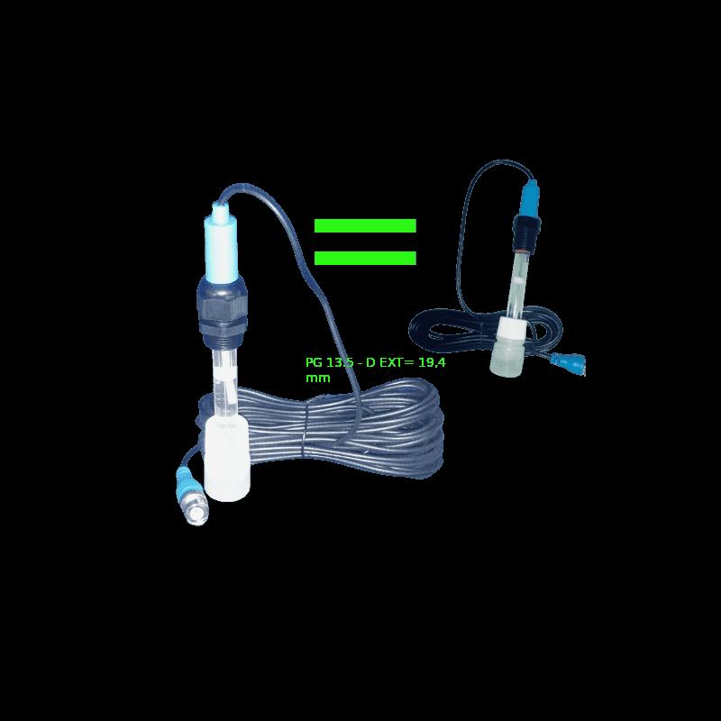 Ph probe  for ez-chem